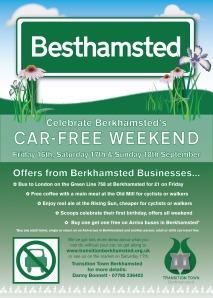 Car Fee Weekend - Poster 2