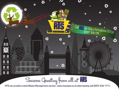 RTS Christmas E-Card 2011